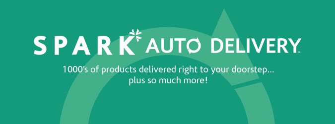 Subscribe to Spark Auto Delivery